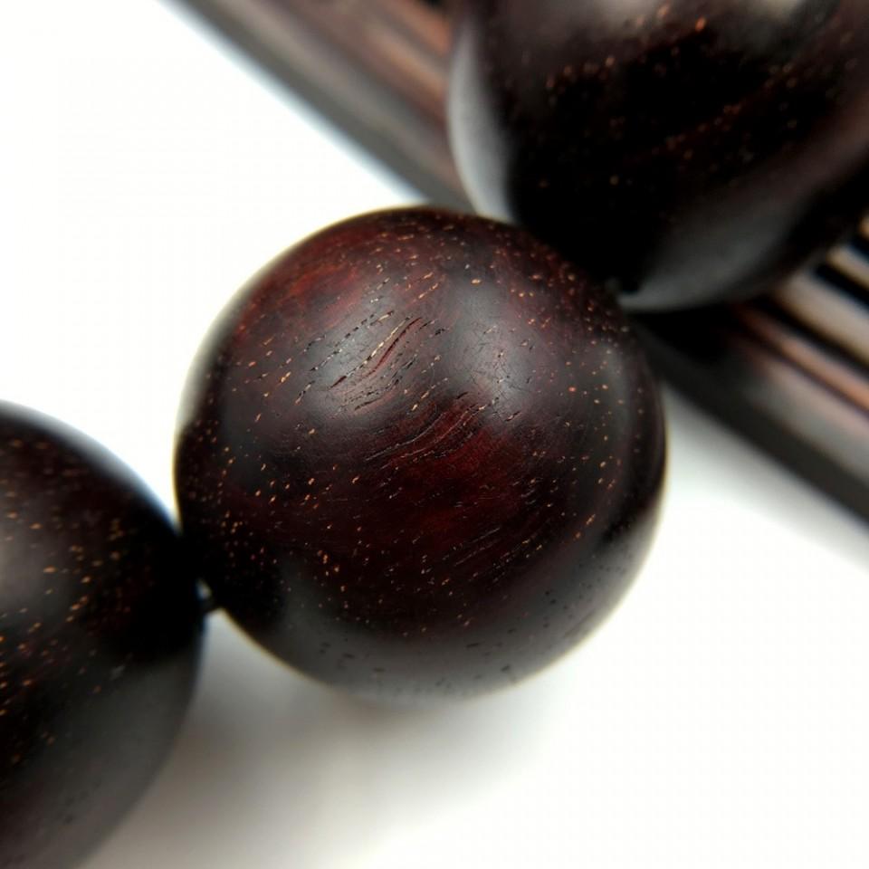 2.5老泥料小叶紫檀手串